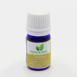 Romarin essential oil, Arom&Sens