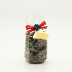Herbal tea from wormwood or...