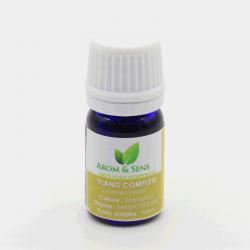 Ylang complète ou totum huile essentielle, biologique, Arom&Sens