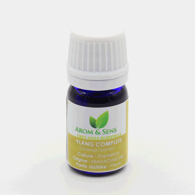 Ylang Ylang essential oil  complète or totum, Arom&Sens
