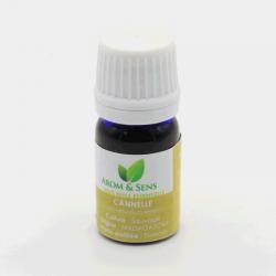 Cannelle écorce huile essentielle, Arom&Sens