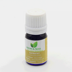 Katrafay or katafray essential oil , Arom&Sens