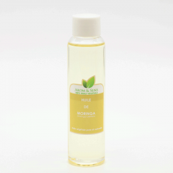 Moringaoil cold pressed, virgin, organic, Arom&Sens