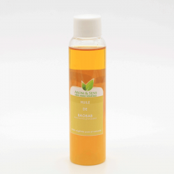 Baobaboil cold pressed , virgin, organic, Arom&Sens