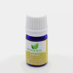 Ambora** or Tambourissa essential oil  Arom&Sens
