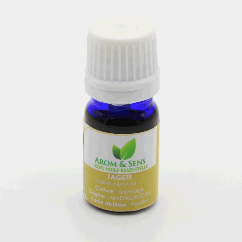 Tagète or Marigold essential oil, Arom&Sens