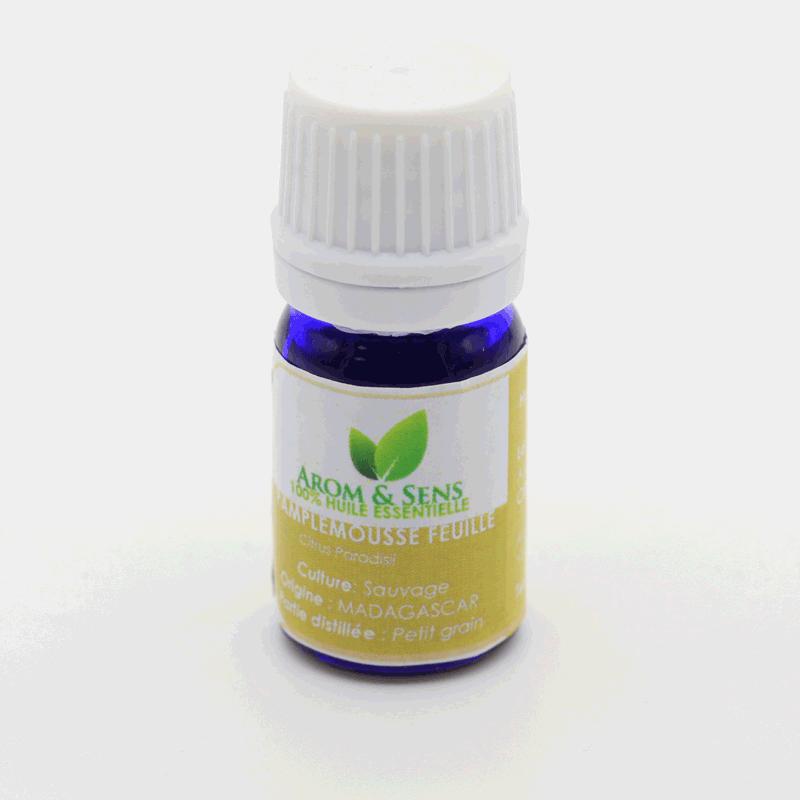 Grapefruit (leaves, petit grain) essential oil,Arom&Sens