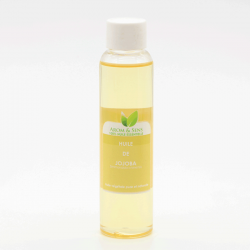 Jojobaoil , virgin, natural , cold pressed, Arom&Sens