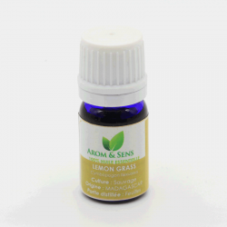 Lemon grass essential oil, Arom&Sens