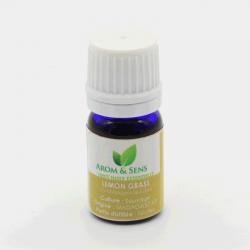 Lemon grass huile essentielle, Arom&Sens