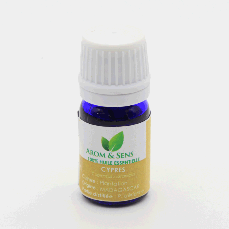 Cypress essential oil, Arom&Sens