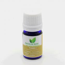 Ylang ylang I essential oil, organic, Arom&Sens
