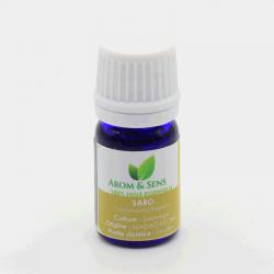 Mandravasarotra or Saro** essential oil, Arom&Sens