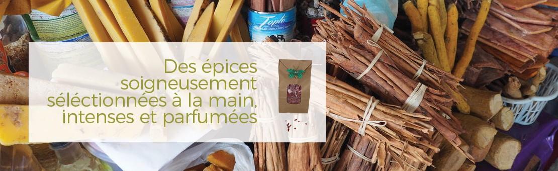 Epices Arom& Sens